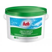 HTH Химия  для бассейнов (стабилизатор хлора) STABILIZER- 3кг
